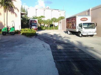 Parkling Lot Repairs