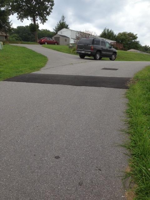 Patch Driveway